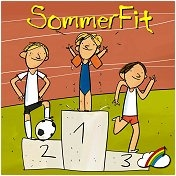 "WUNDERWOLKE Sport-CD: ""SommerFit"" (Maxi-Single)"